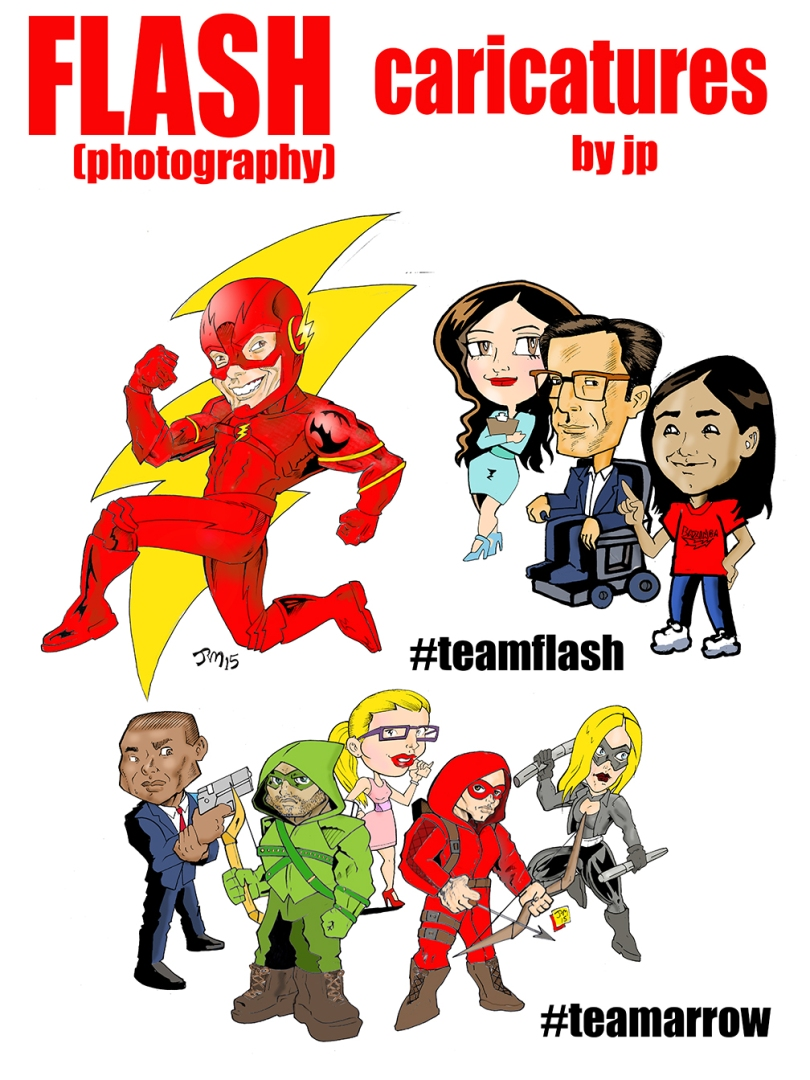 flash-caricature